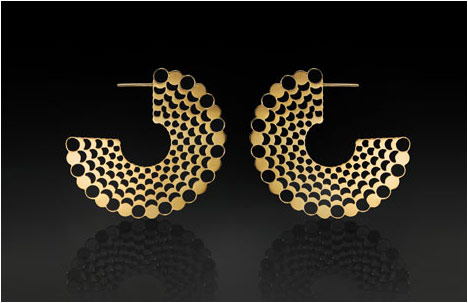 Earrings: Afrodita