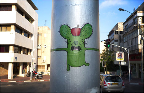 Rabtus & Cumber do Tel Aviv