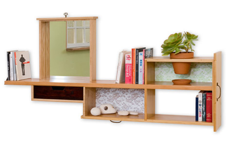 Shelf drawers | Salvadrawer