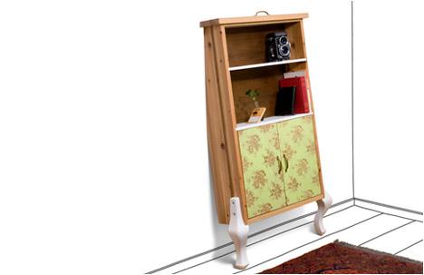 Legged cabinet | Lennard