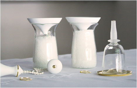 Hallah Maker | Candlesticks | Kiddush Glass