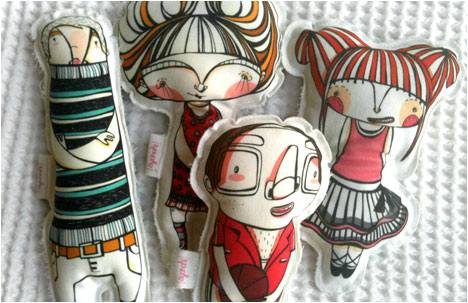 Line Dolls