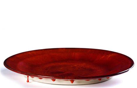 Red Plates Collection