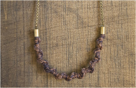 Friendship Necklace Collection | Handwoven Necklace in Hana