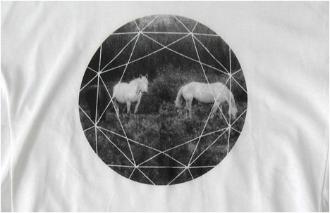 Diamond horses| T-shirt