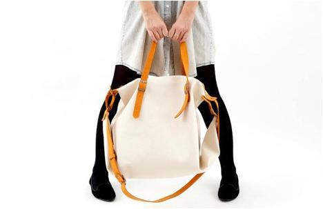 The Safari Bag