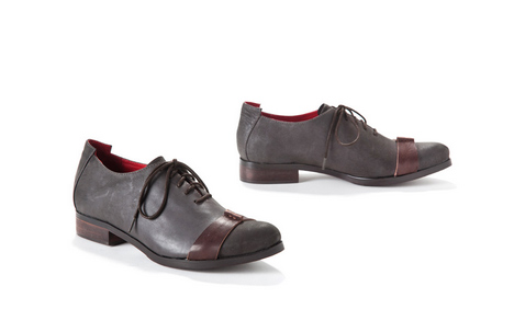 Side Derby Shoes