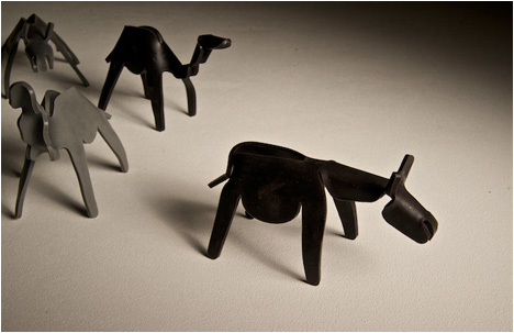 DAG design lab | Camel, Donkey, Sheep | Photo by Amos Bar-Zeev