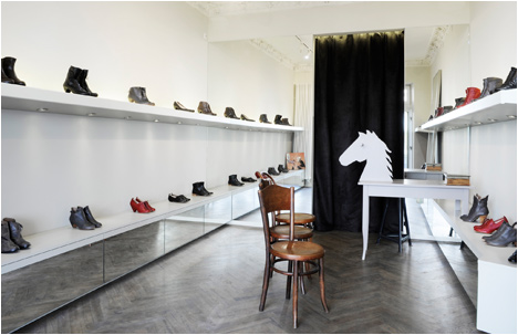 Look inside the Berlin Store