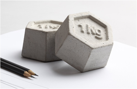 1kg | Concrete Weights