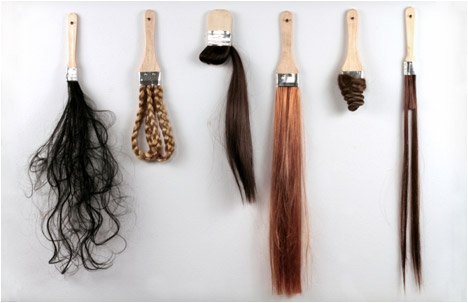 Hair Brushes by Shelly Simcha