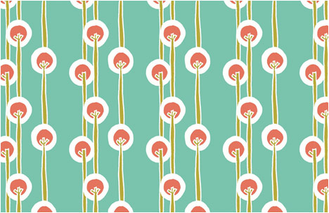 Pattern | Pretty Poppies