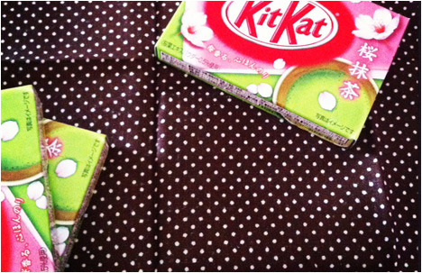 Green-Tea KitKat